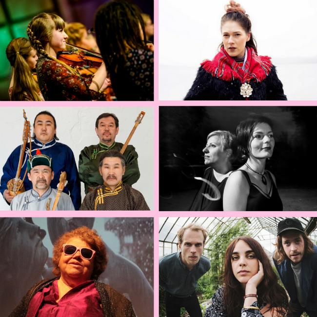 6 nya akter klara för Urkult 2018