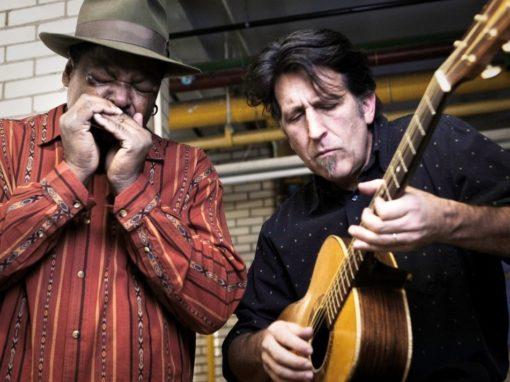 George Kilby Jr & Phil Wiggins