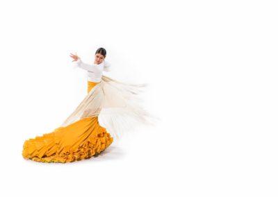 """Flamencodans med Pia """"del Norte"""" Pohjakallio"""