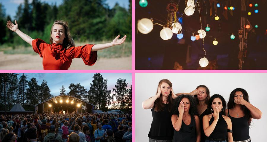 Urkultfestivalen synliggör kvinnohistoria under magisk tredagarsfest