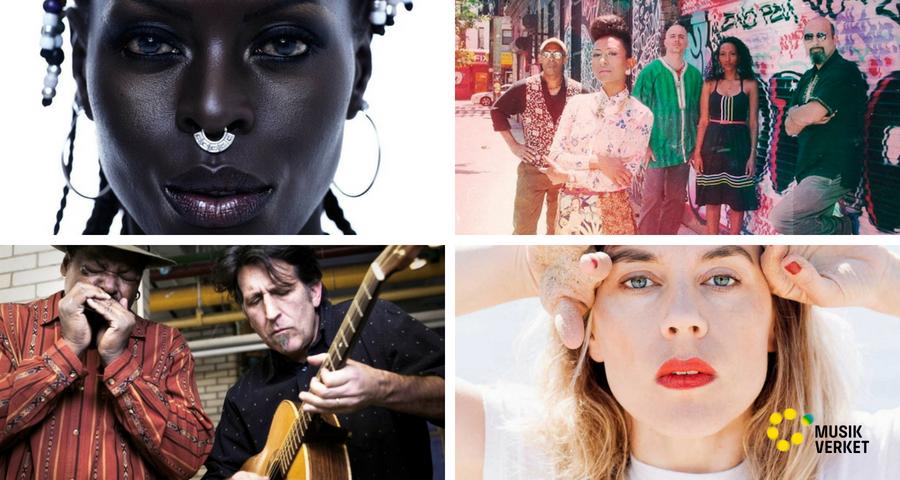 Lördag: Tunga beats och poetiska uttryck