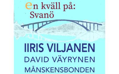 Helkväll på Svanö