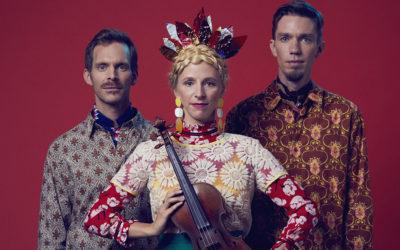 Spelning med Lena Jonsson Trio