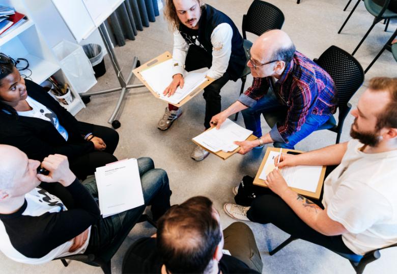 Jämställdhetsverkstad – En workshop för män och av män