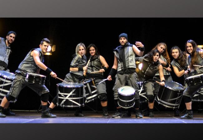 Öppen verkstad i body percussion med Brincadeira