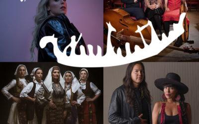 Tredje artistsläppet går i kvinnodagens anda